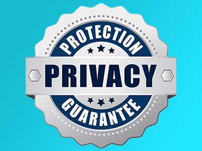 Protecting web visitors privacy is one of the demands you will have to face